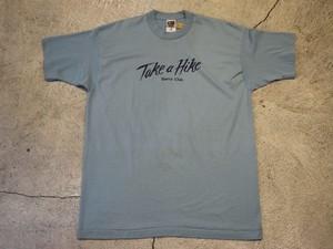 "USED 90s Sierra Club ""Take a Hike"" Tshirt -XLarge T0587"