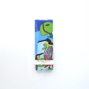 「小鳥たち」パッケージ  ソルト&キャラメルチョコレート 40g