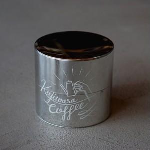 【10月14日焙煎予定】ブリキ缶MOKU+今月のコーヒー