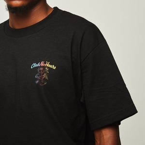 "NoHOURS""CLUB NOHOURS TEE"""
