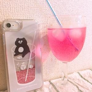 【Web限定/送料無料】まーくんソーダiphoneケース(678X・SE2)