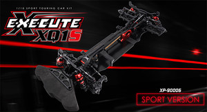 【※送料無料】Xpress Execute XQ1S 1/10 Sport Touring Car Kit