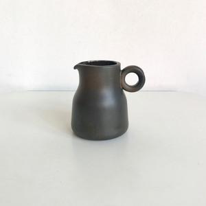 Vintage Pottery Milk Jug D.BRN 70's オランダ