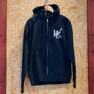 WATERS Clothing Zip Up Parker ウォータースクロージング