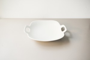 yumiko iihoshi porcelain / bon voyage plate M