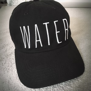 コピー:WATER CAP -Jouvert -  (Black)