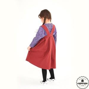 «sold out» jumper skirt ジャンパースカート