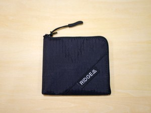 RIDGE MOUNTAIN GEAR / RーZIP WALLET