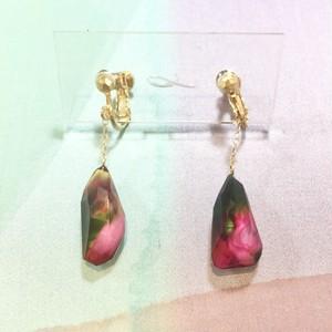 【KOTENRA】Opal art jewelry イヤリング