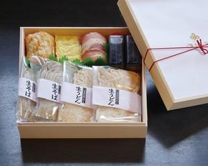 かまぼこと涼麺セット