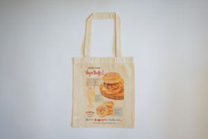 THE GREAT BURGER × BURGER MANIA 限定コラボECO CAG