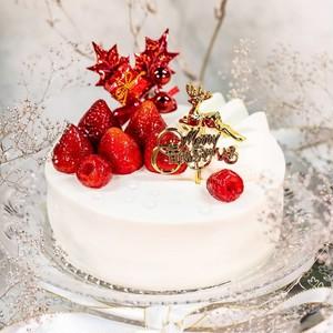 【12月20日までご予約可能】【クリスマスケーキ】ノエルフレーズシャンティ4号