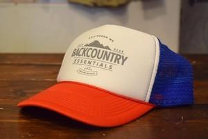 新品 BACKCOUNTRY ESSENTIALS  Trucker Hat OTTO C0287