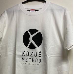 KOZUE METHOD 海外遠征用T-シャツ サイズM ホワイト