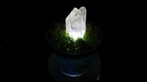 Healing lamp 水晶石 ver.2