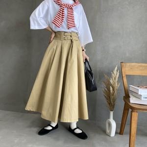 Gurkha chino skirt