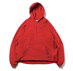 TIGHTBOOTH : FW20-SW01:CIMA HOODIE C/# RED SIZE L