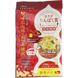ソイたんぱくおから雑炊 旨辛チゲ 1食入
