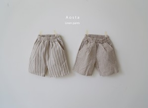 =sold out= linen pants
