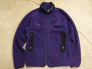 USED USA製 90s パタゴニア レトロXジャケット L ブルーベリー  最初期モデル