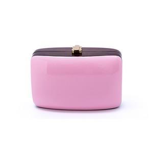 Rio Clutch - parfait pink