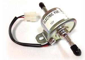 燃料ポンプ/電磁ポンプ コンバインや改造車、運搬車のメンテナンスに(12V電源)