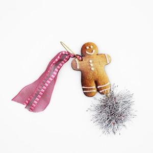 Christmas Ornament_ジンジャークッキー
