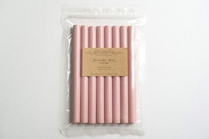 Sealing Wax stick 11.Brush pink シーリングワックス グルーガン ブラッシュピンク