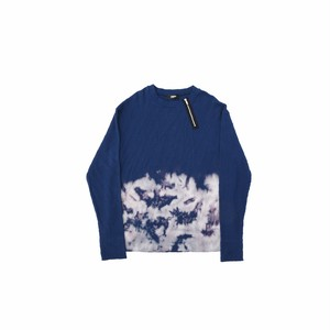 Thermal pullover / BLUE