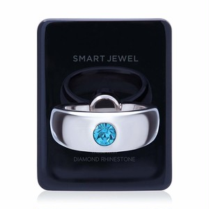 Smart Jewel‐Inray Thick-Black-3月‐17SJ6-1-BLKAQM