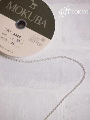 25cmから購入可◆MOKUBAリボン メタリックトリミングブレード