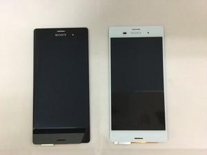 Sony XPERIA Z3 修理用 フロントディスプレイガラス+液晶(LCD)+タッチパネル
