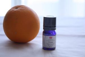 精油オレンジ