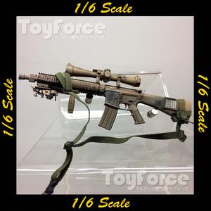【03949】 1/6 ジャンク ライフル  武器