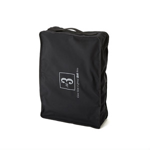 LORINZA No.3 Travel Pouch LO-STN-PC03 BLACK