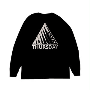 THURSDAY - TITANIUM L/S TEE (Black)