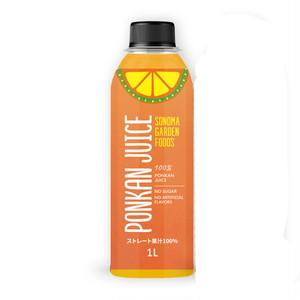 コストコ Sonoma Garden Foods ポンカンジュース 1リットル×1 | Costco Sonoma Garden Foods Ponkan juice 1 liter × 1