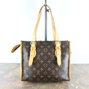 LOUIS VUITTON M40007 FL0045 MONOGRAM PATTERNED TOTE BAG MADE IN FRANCE/ルイヴィトンポパンクールオモノグラム柄トートバッグ