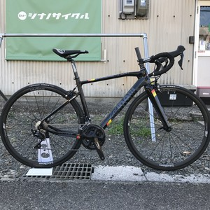 (対面販売)Cinelli SUPERSTAR 105R7000 size:S(top533)