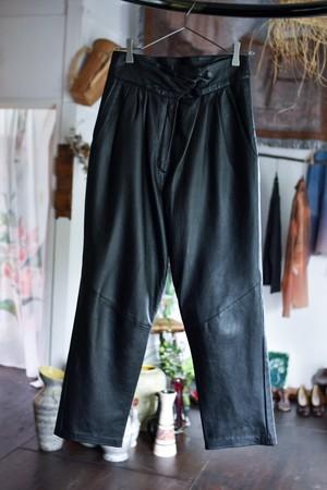 ram skin highwaist pants
