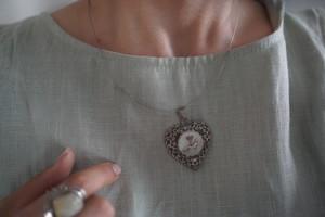 """[vintage] necklace """"Fontainebleau"""""""