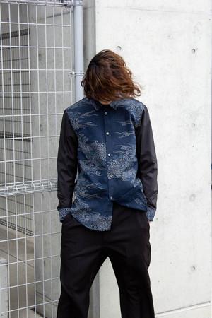 20SS2M Kimono Shirt