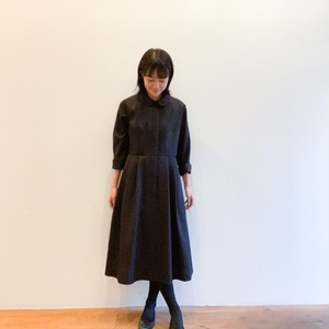 C-71095 Kersey Round Collar Dress再入荷