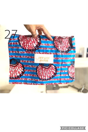 African Chitenge Collection Musette 27