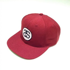 STUSSY : 90's snap back cap (dead stock )
