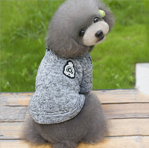 【アウトレット】★かわいい犬服ワンピ/ドレス   BSLセーター