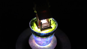 Healing lamp お社 ver.2