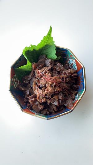 ご飯のお供に嬉しい3種類詰め合わせ!特製万能薬味醤油+ピリ辛肉味噌+和牛しぐれ煮
