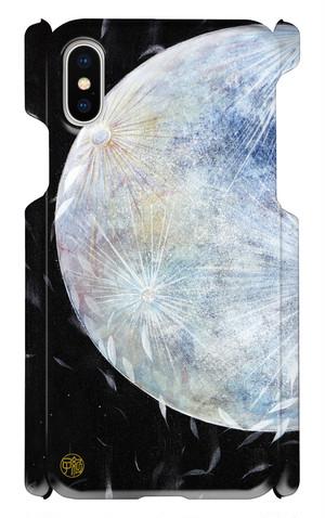 """""""月光""""のiPhoneXハードケース"""