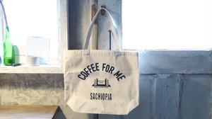 SACHIOPIA トートバッグ【トールサイズ】